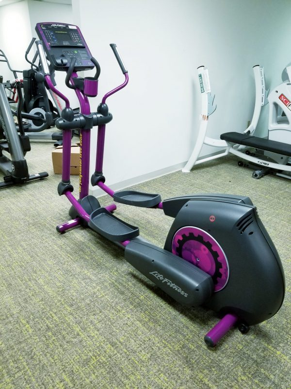 Life Fitness CLSX Elliptical Cross Trainer