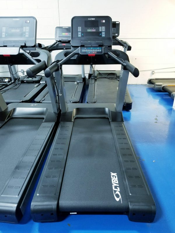 Cybex R Series Treadmill with 50L Console (New)