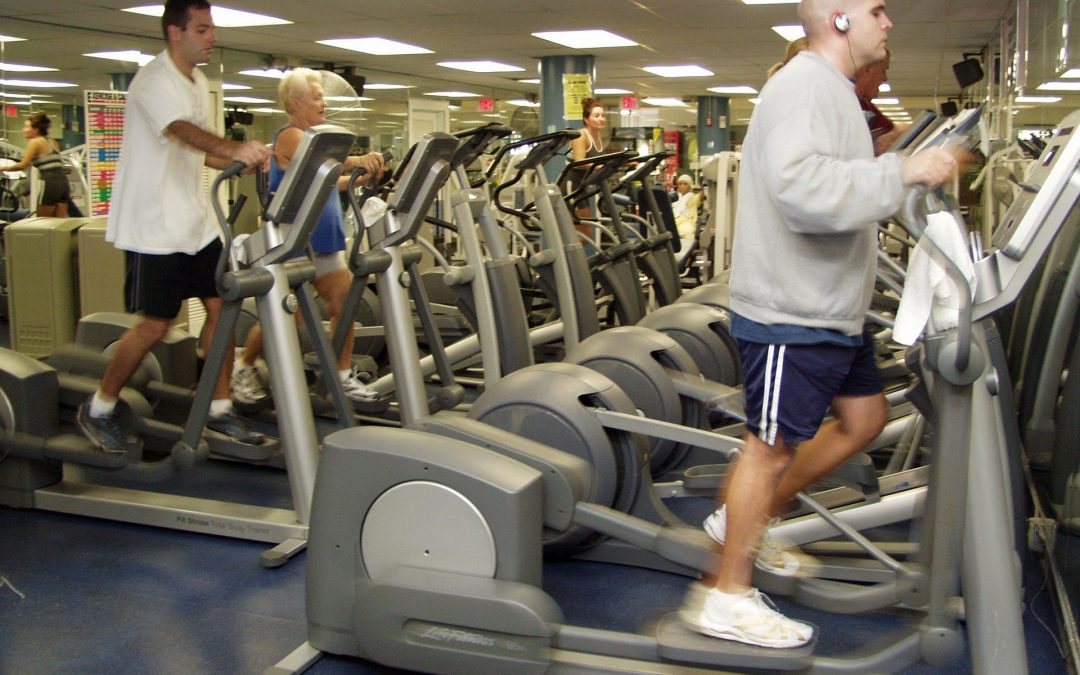 Life Fitness Elliptical machines